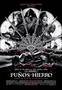 EL HOMBRE CON LOS PUÑOS DE HIERRO