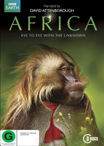 AFRICA (3 DVDS)