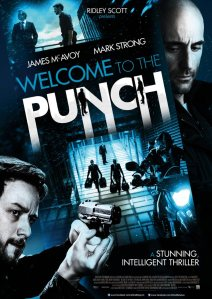 WELLCOME TO THE PUNCH