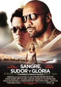 SANGRE, SUDOR Y GLORIA